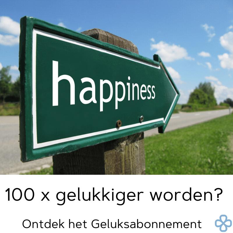 100 x gelukkiger worden (1)