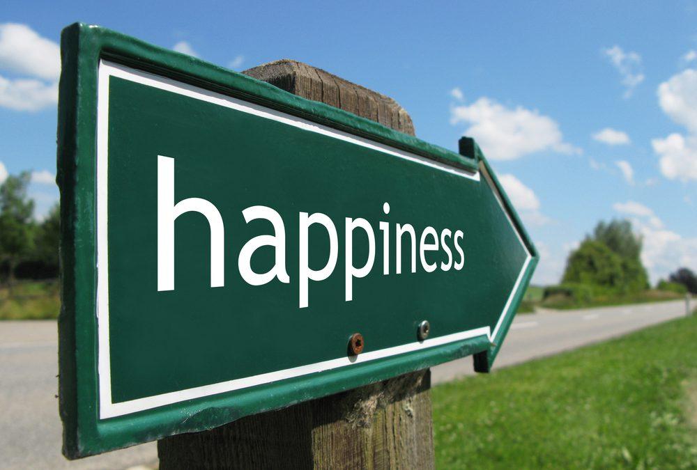 10 tips voor een gelukkiger leven