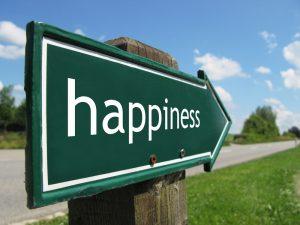 kies je eigen pad voor meer geluk