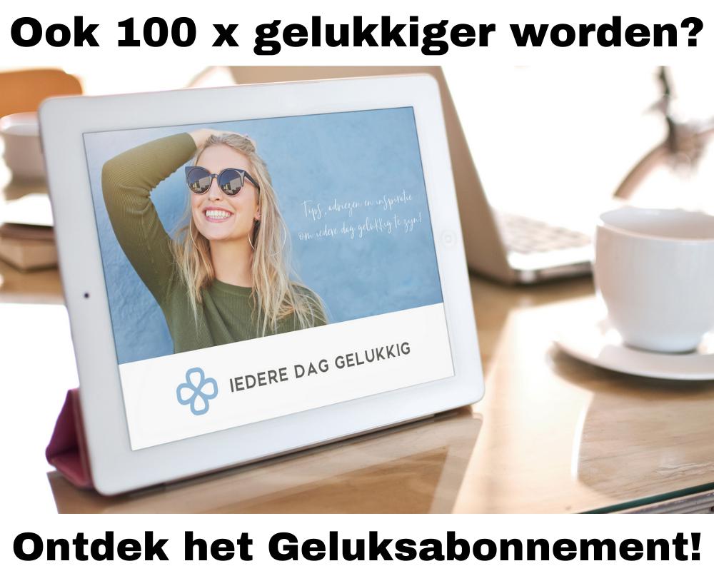 Ook 100 x gelukkiger worden (1)