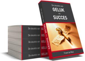 Ebook sleutels van geluk en succes
