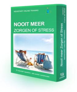 Nooit meer zorgen of stress online cursus