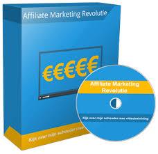 Affiliate marketing revolutie product