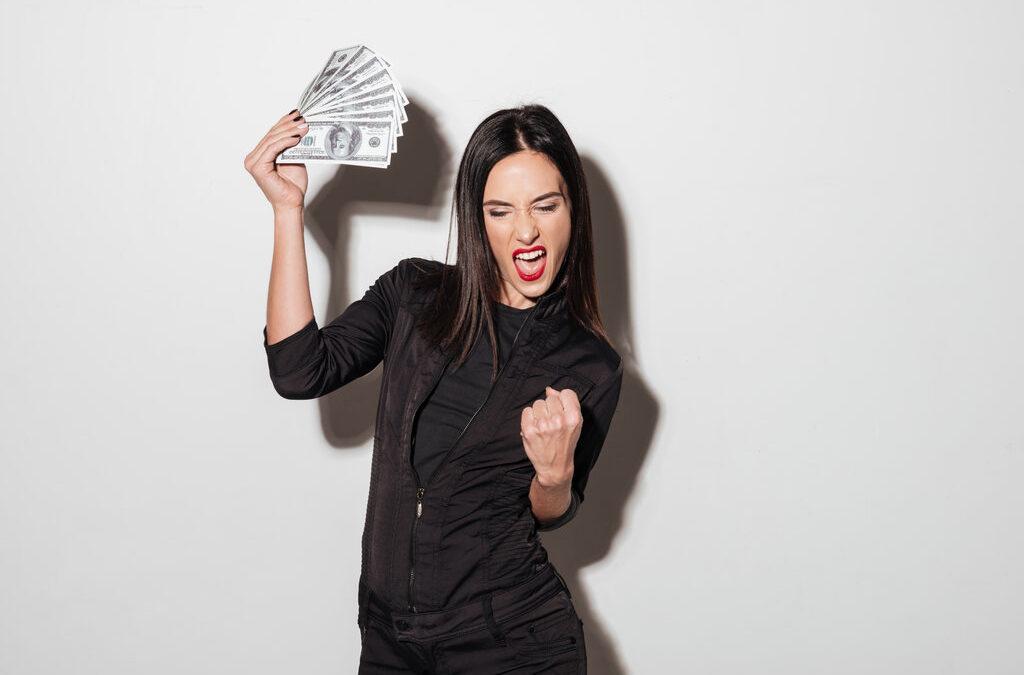 Geld maakt wel gelukkig