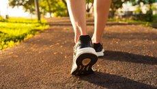 wandelen maakt dopamine aan en daardoor voel je je gelukkiger