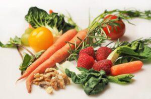 Groenten en het belang van gezond eten voor meer geluk