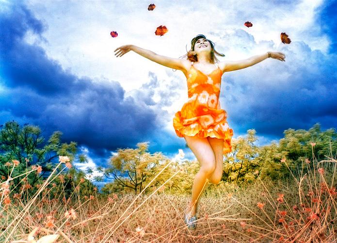 het verschil tussen vreugde en plezier